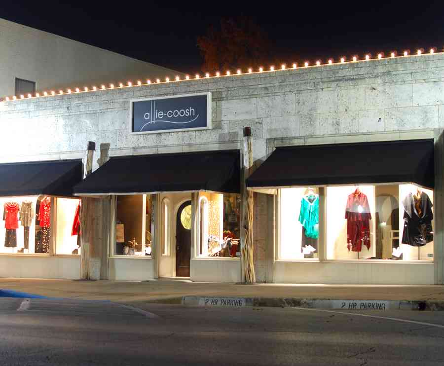 Dallas clothing stores