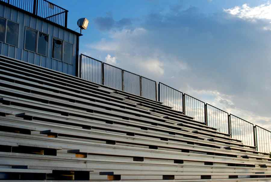 Image result for empty stands in football
